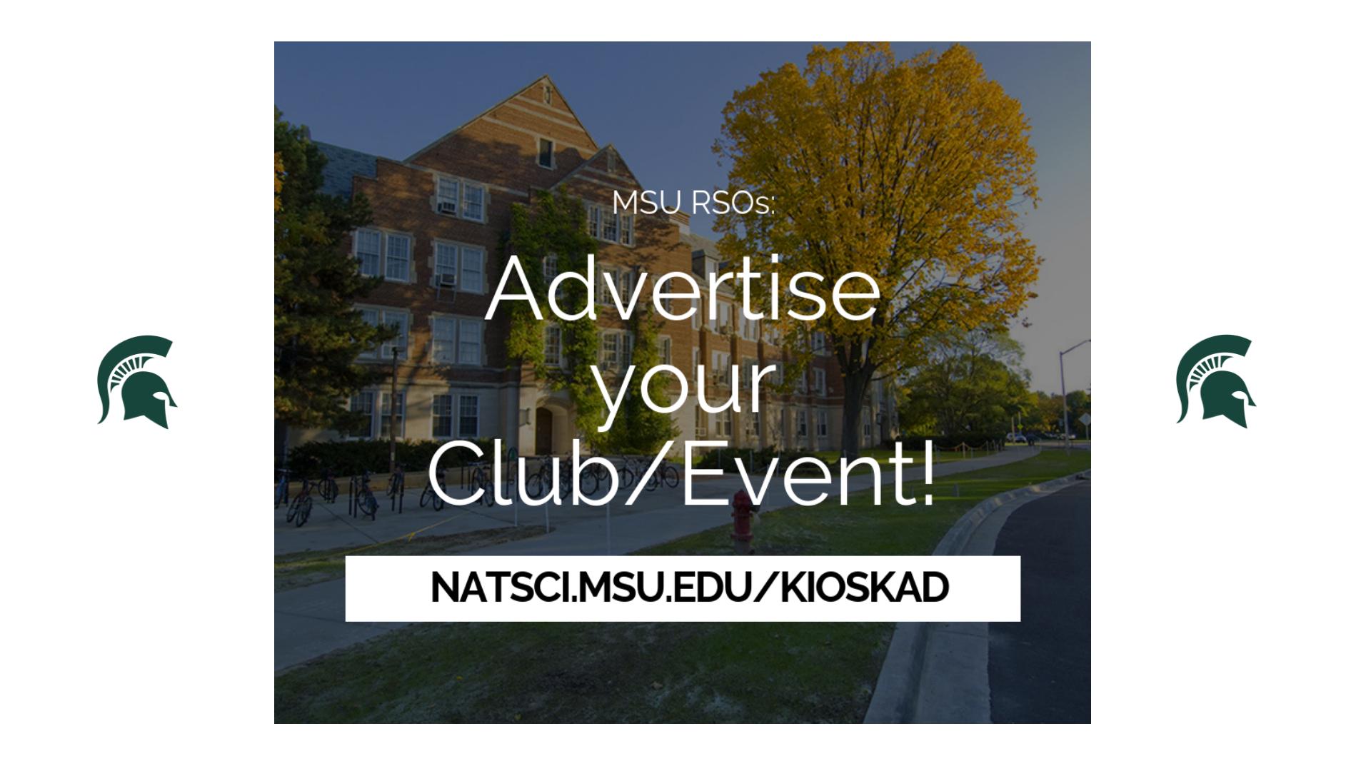 First slide KIOSK AD