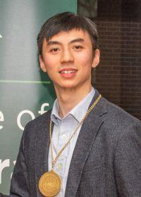 Headshot of Shawn Wei