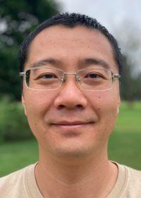 headshot of Pengxiang Fan